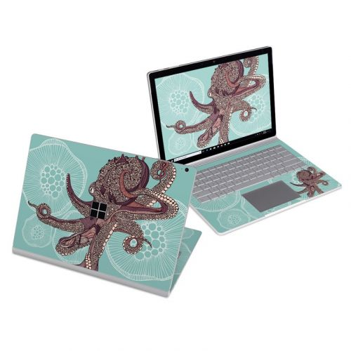 Octopus Bloom Microsoft Surface Book 3 13.5-inch i5 Skin