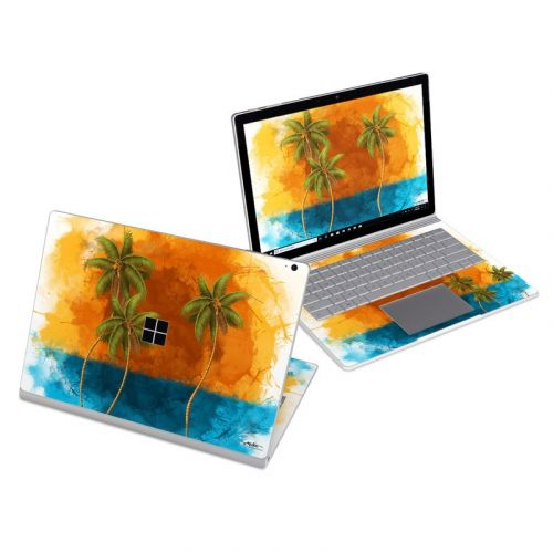 Palm Trio Microsoft Surface Book 3 13.5-inch i5 Skin