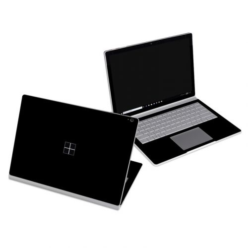 Solid State Black Microsoft Surface Book 3 13.5-inch i5 Skin