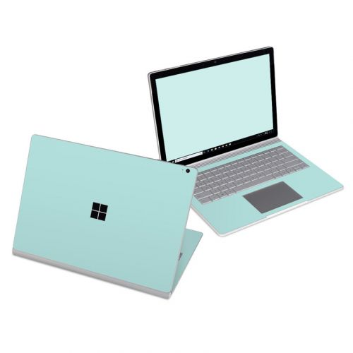 Solid State Mint Microsoft Surface Book 3 13.5-inch i5 Skin