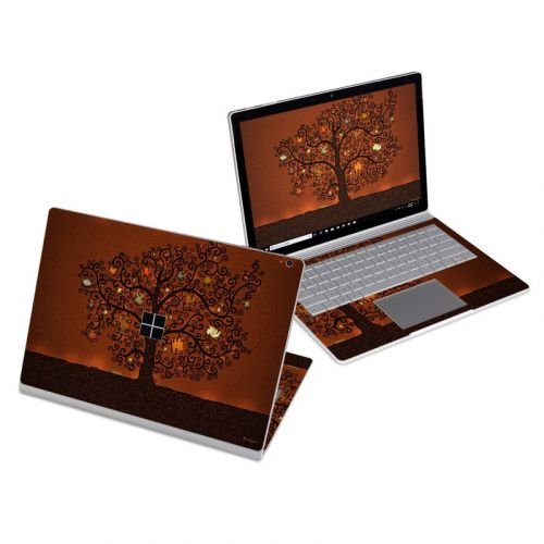 Tree Of Books Microsoft Surface Book 3 13.5-inch i7 Skin