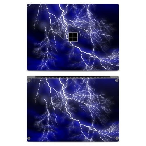 Apocalypse Blue Microsoft Surface Laptop Skin
