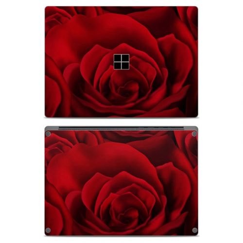By Any Other Name Microsoft Surface Laptop Skin