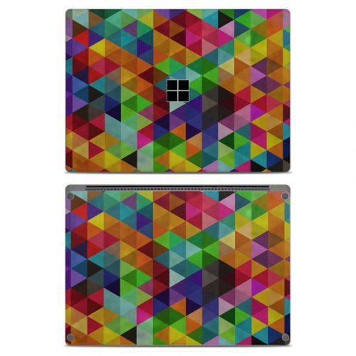 Connection Microsoft Surface Laptop Skin