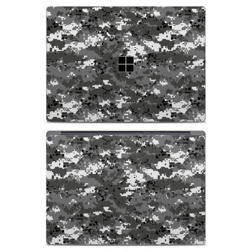 Digital Urban Camo Microsoft Surface Laptop Skin