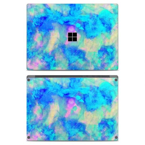 Electrify Ice Blue Microsoft Surface Laptop Skin