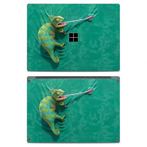 Iguana Microsoft Surface Laptop Skin
