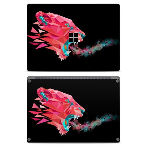 Lions Hate Kale Microsoft Surface Laptop Skin