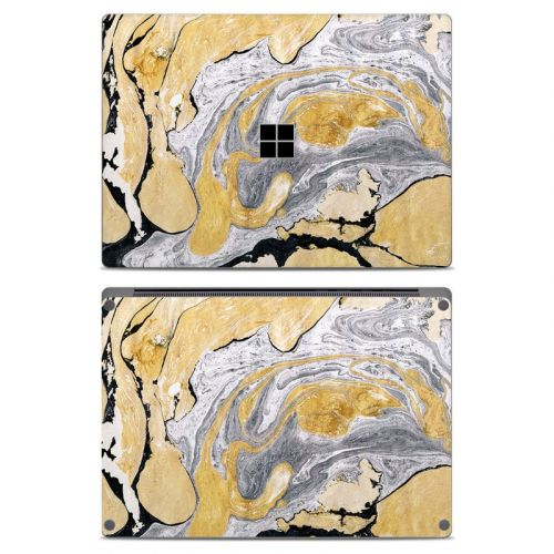 Ornate Marble Microsoft Surface Laptop Skin