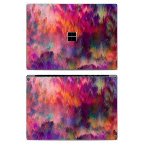 Sunset Storm Microsoft Surface Laptop Skin