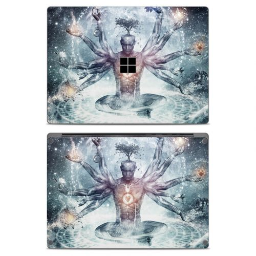 The Dreamer Microsoft Surface Laptop Skin