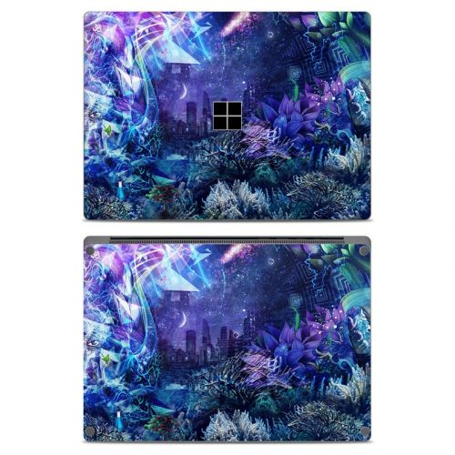 Transcension Microsoft Surface Laptop Skin