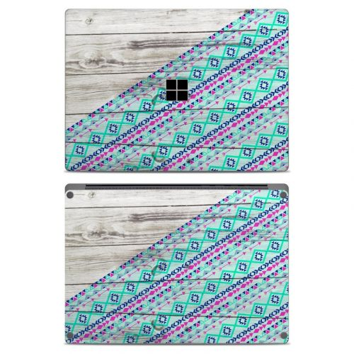 Traveler Microsoft Surface Laptop Skin