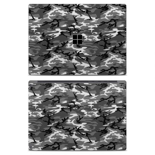 Urban Camo Microsoft Surface Laptop Skin