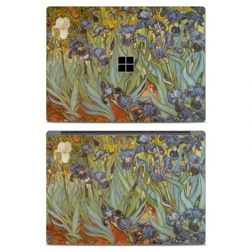 Irises Microsoft Surface Laptop Skin