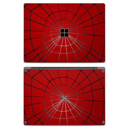 Webslinger Microsoft Surface Laptop Skin