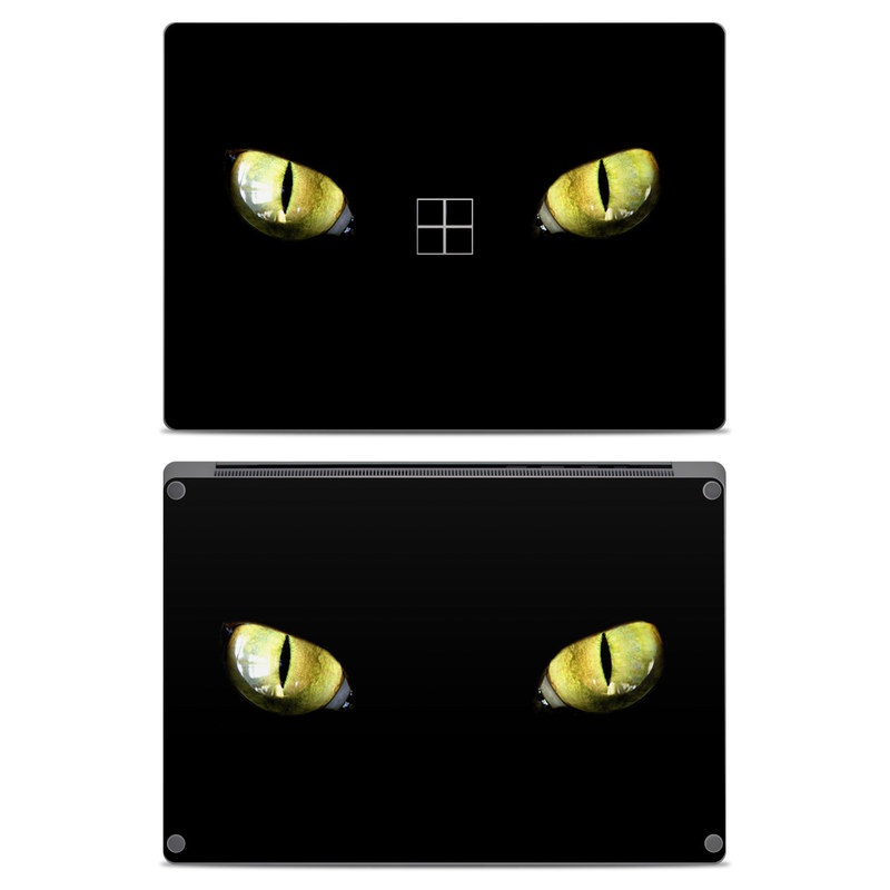 Cat Eyes Microsoft Surface Laptop Skin