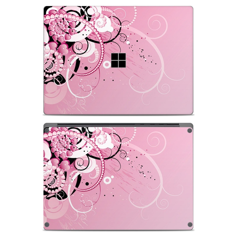 Her Abstraction Microsoft Surface Laptop Skin