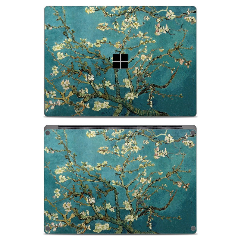 Blossoming Almond Tree Microsoft Surface Laptop Skin