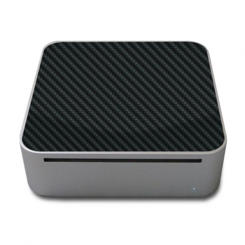 Carbon Fiber Mac mini Skin