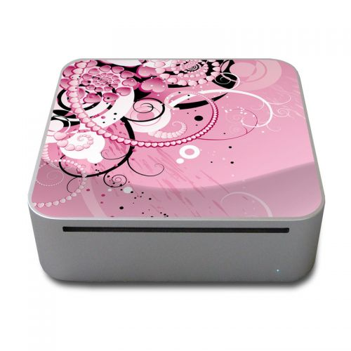 Her Abstraction Mac mini Skin