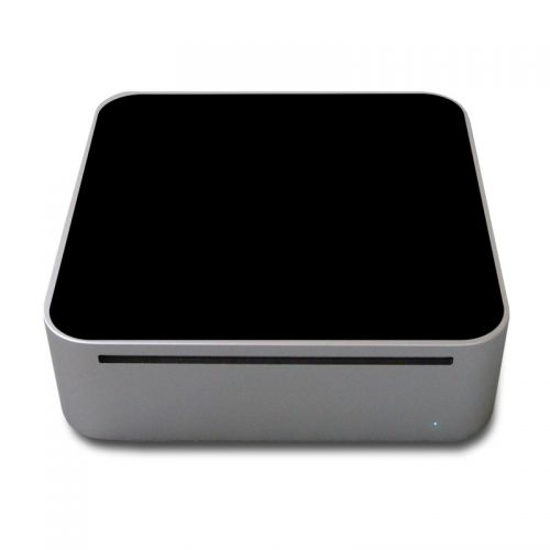 Solid State Black Mac mini Skin