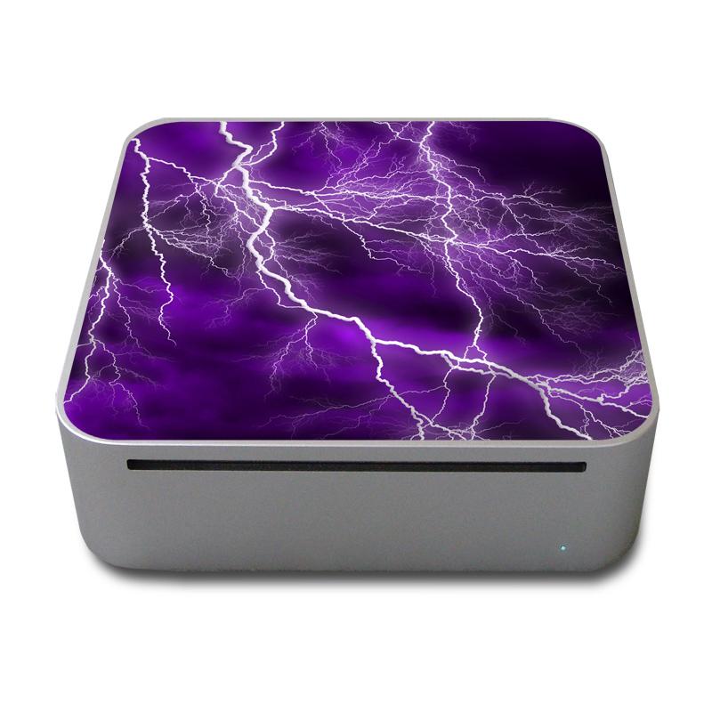 Apocalypse Violet Mac mini Skin