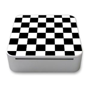 Checkered Mac mini Skin