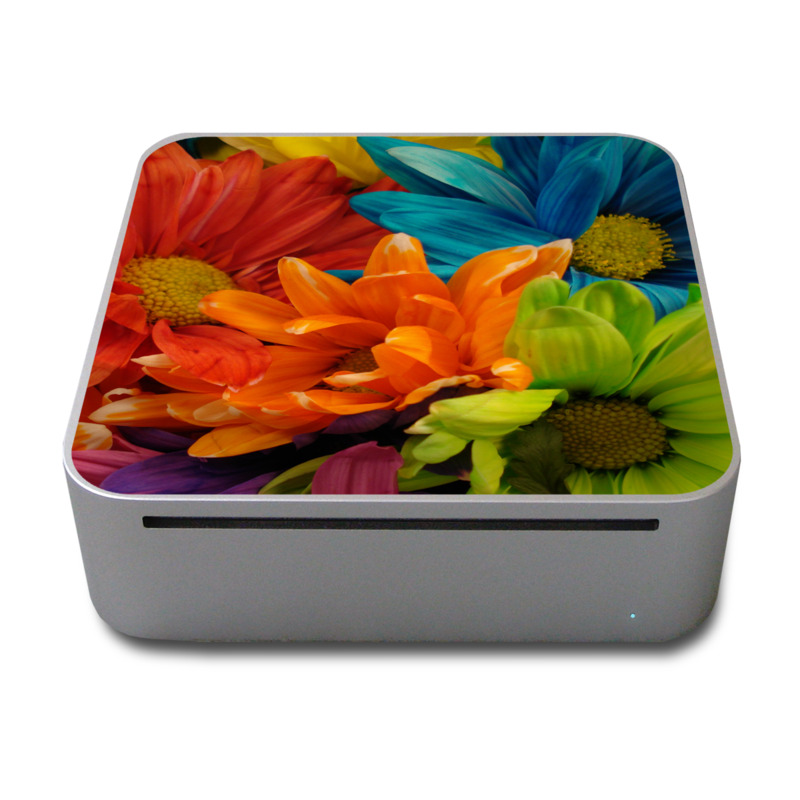 Colours Mac mini Skin