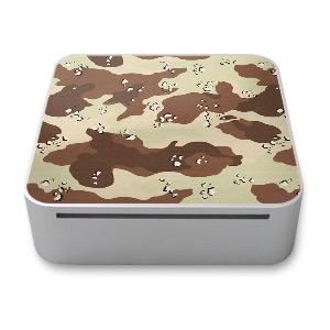Desert Camo Mac mini Skin