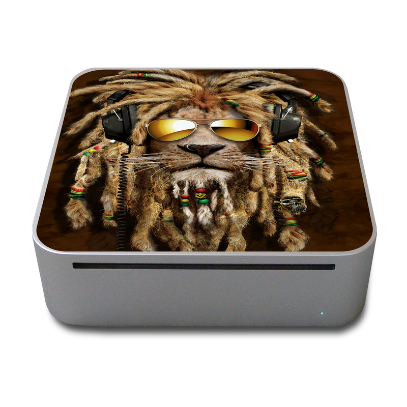 DJ Jahman Mac mini Skin