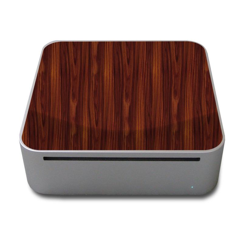 Dark Rosewood Mac mini Skin