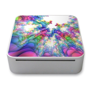 Flashback Mac mini Skin