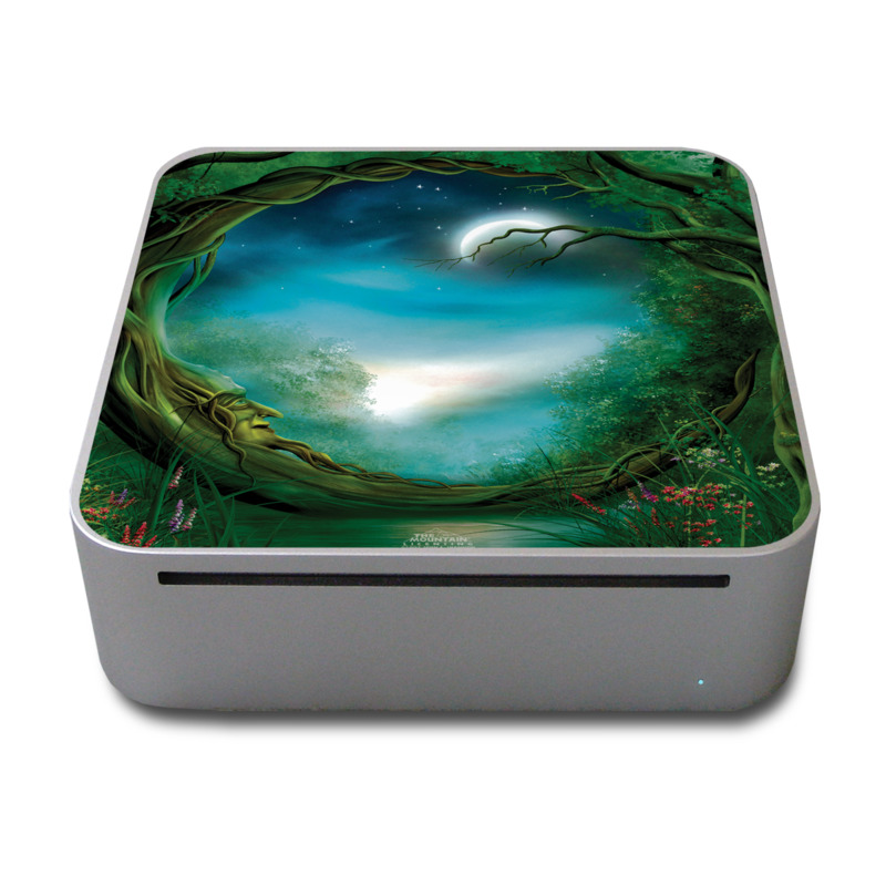 Moon Tree Mac mini Skin