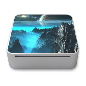 Path To The Stars Mac mini Skin