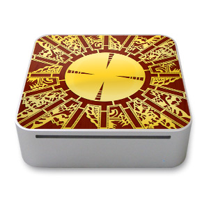Key To Hell Mac mini Skin