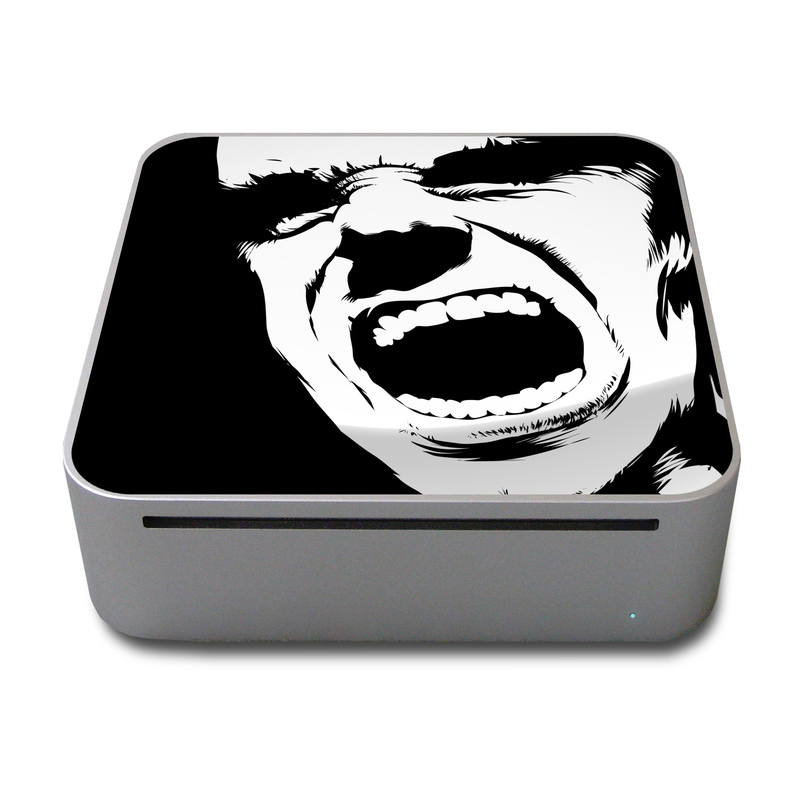 Scream Mac mini Skin