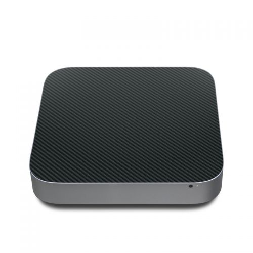 Carbon Fiber Apple Mac mini Skin