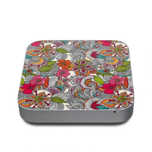 Doodles Color Apple Mac mini Skin