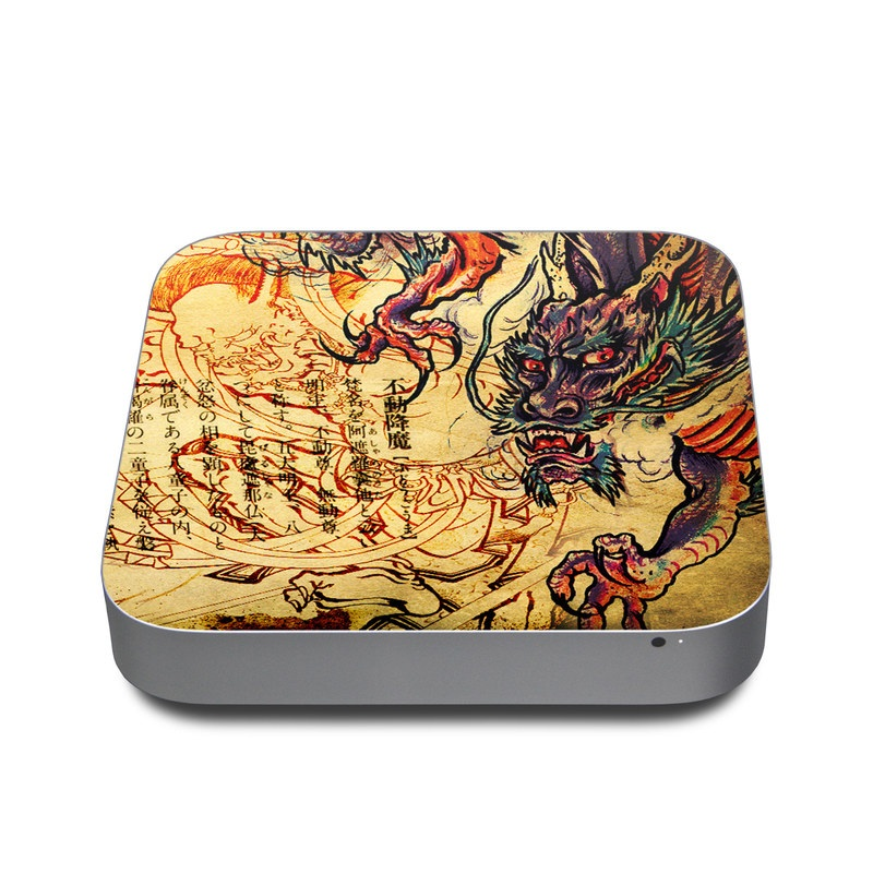 Dragon Legend Apple Mac mini Skin