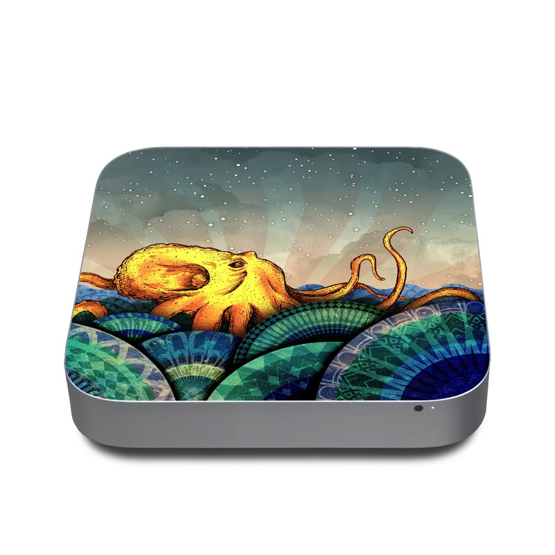 From the Deep Apple Mac mini Skin