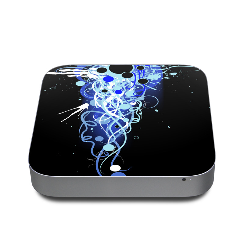 Mardi Gras Nights Apple Mac mini Skin