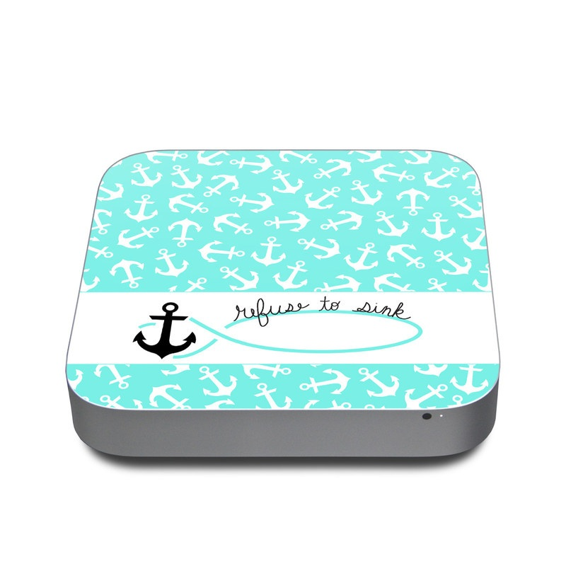 Refuse to Sink Apple Mac mini Skin