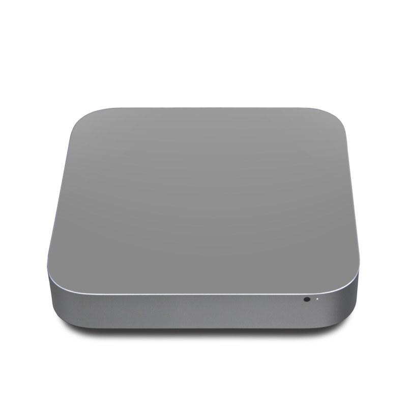 Mac mini Skin design of Atmospheric phenomenon, Daytime, Grey, Brown, Sky, Calm, Atmosphere, Beige with gray colors