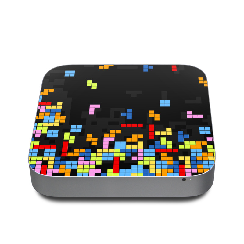 Tetrads Apple Mac mini Skin