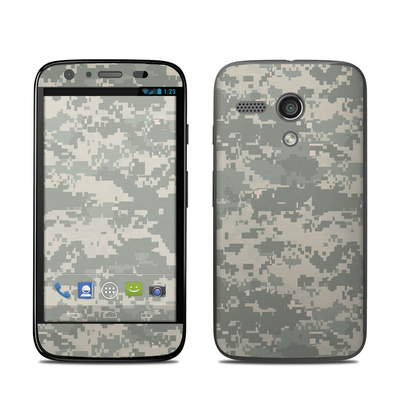 Motorola Moto G Skin design of Military camouflage, Green, Pattern, Uniform, Camouflage, Design, Wallpaper with gray, green colors