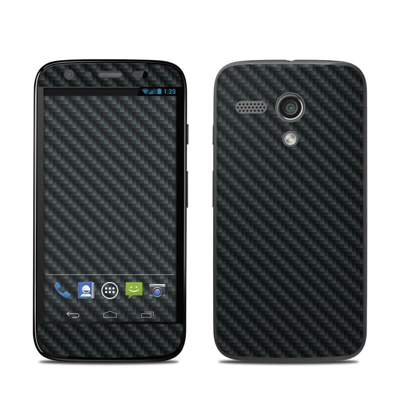 Carbon Fiber Motorola Moto G Skin