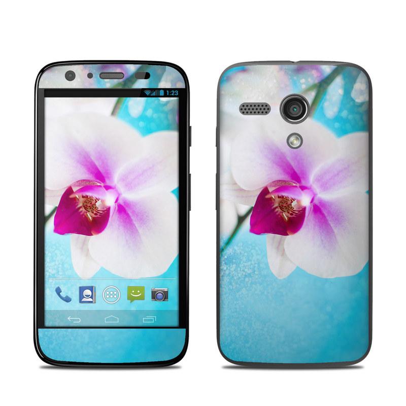 Eva's Flower Motorola Moto G Skin