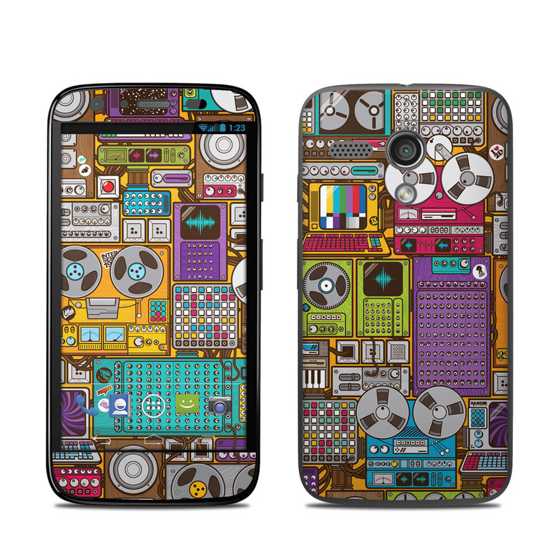 In My Pocket Motorola Moto G Skin