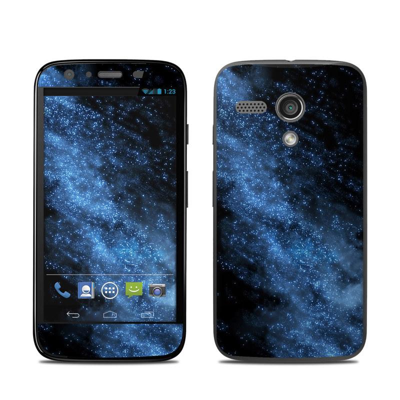 Milky Way Motorola Moto G Skin